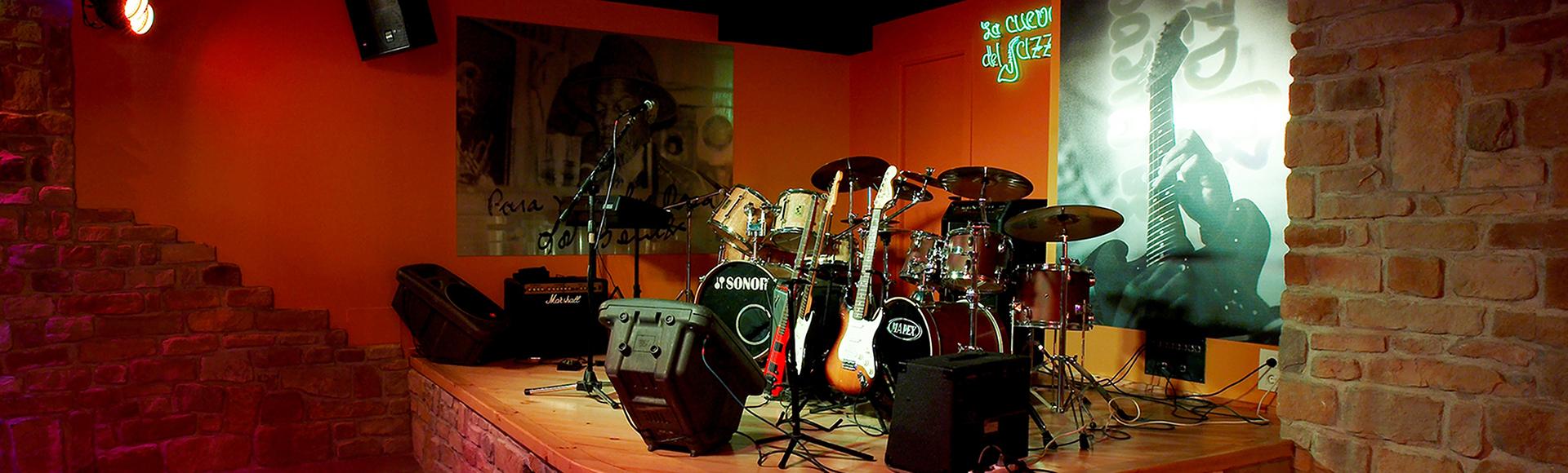 La Cueva del Jazz En Vivo